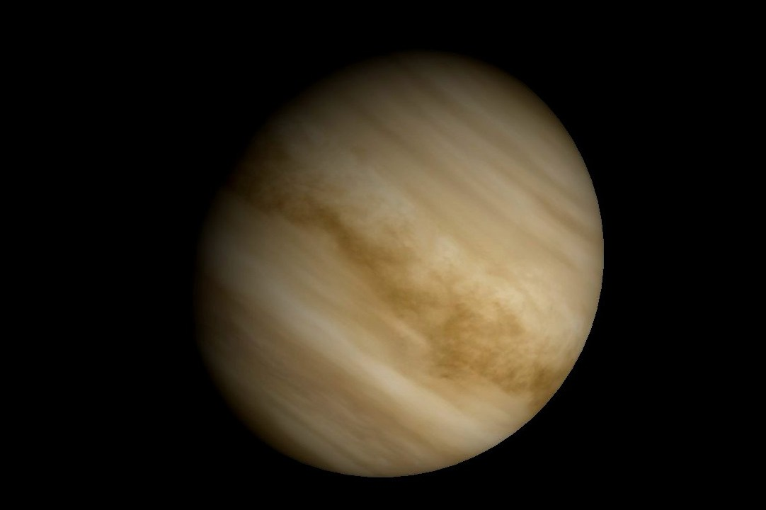 Strange Things Happening on the Dark Side of the Planet Venus