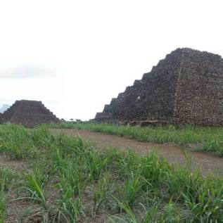 Mysterious Pyramids of Mauritius and Tenerife
