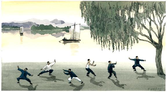 Qi Gong et TaiJi Quan