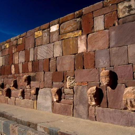 Tiwanaku | Mysterious Modular Blocks at 13.123 feet