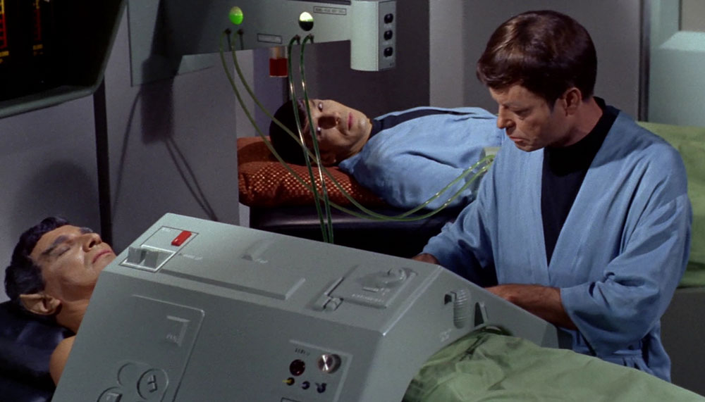 Star Trek Medicine