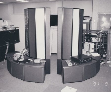 CRAY X-MP/22 Supercomputer