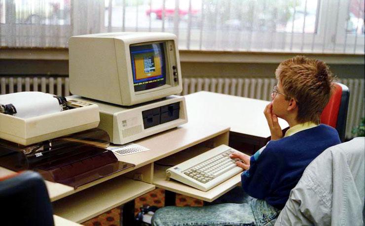 IBM Personal Computer XT (Typ 5160)
