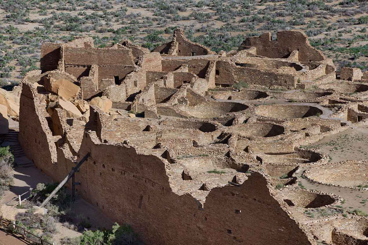 Ancient Arrow Project – Visitors from the Sky in Anasazi – Chaco Canyon