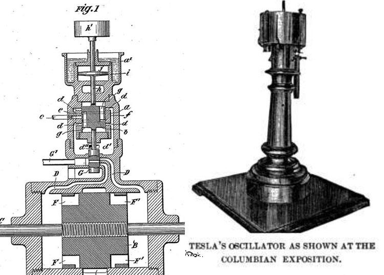 Electro-mechanical Oscilator