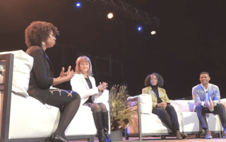 matrix Integrations executive team share thoughts on women, Diversity in Tech during louisville conference.