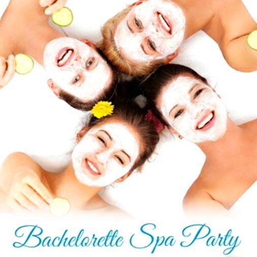bachelorette party spa day