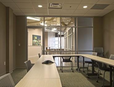 Matrix Construction Conference Room