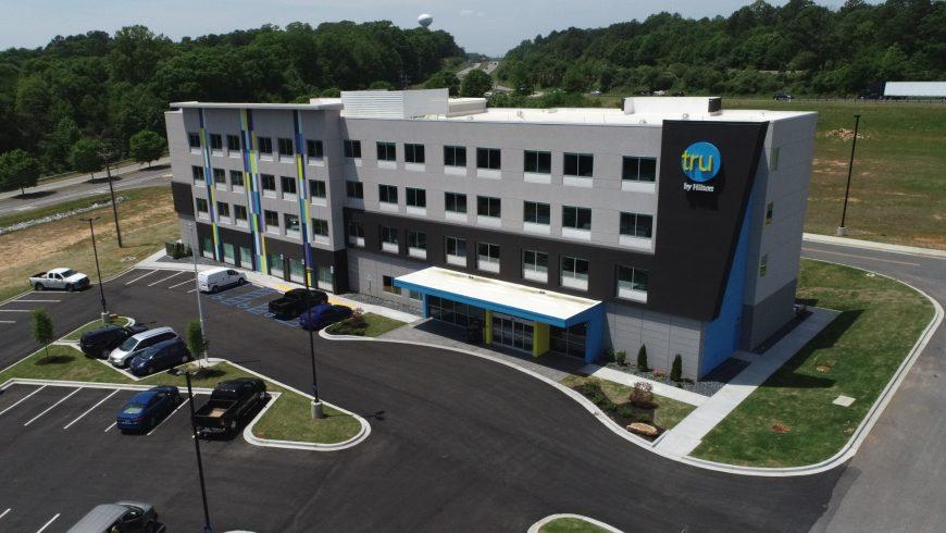 We're proud to present the TRU in Clemson