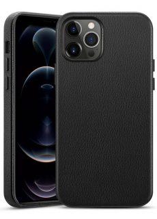Apple iPhone 12 Pro Max Metro Premium Real Leather Case 3