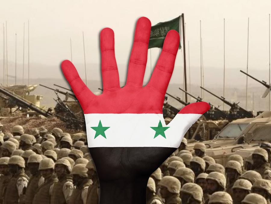 """Saudijska Arabija šalje vojsku u Siriju kako bi se borila protiv """"terorista"""""""