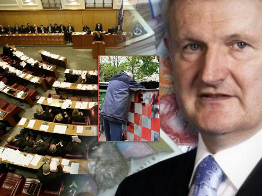 Političare nije briga što vi mislite, njima je jedino važno da se domognu vlasti!