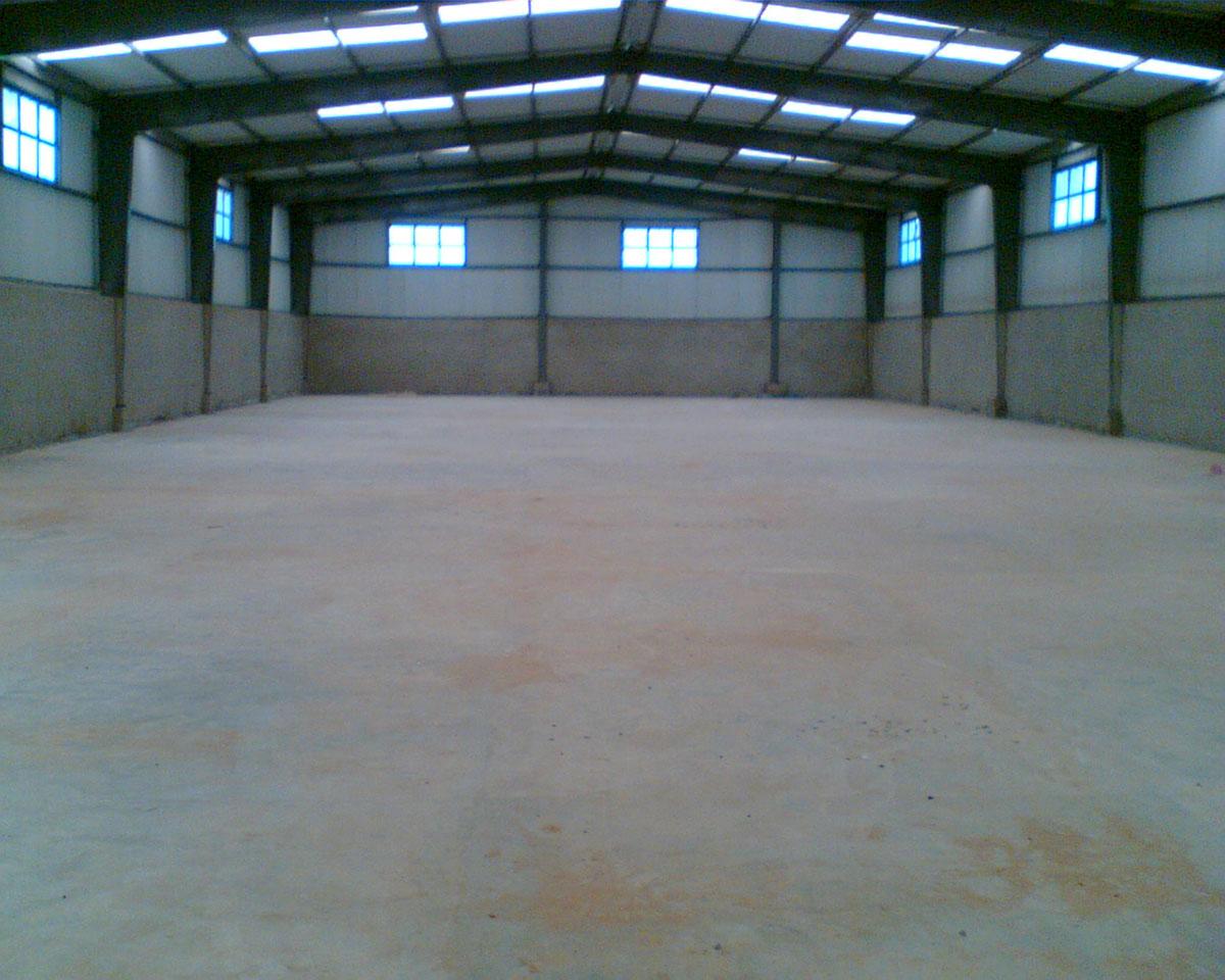 Industrial Flooring  Matrixx