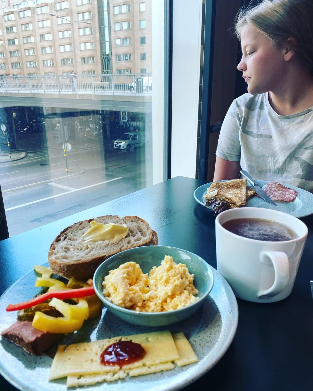 Semester i Stockholm