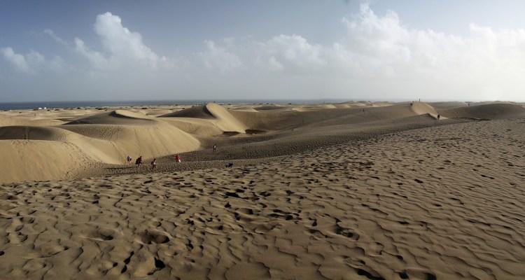 dunes maspalomas gran canaria