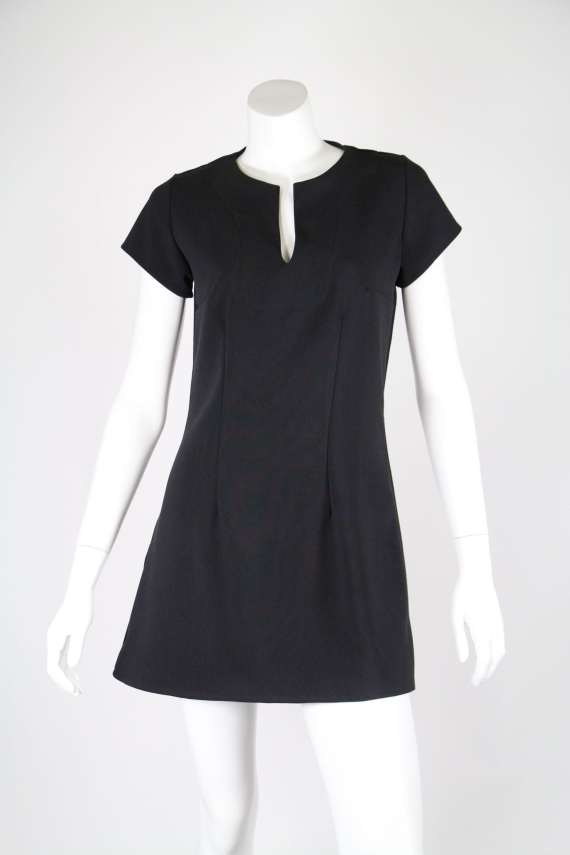 black_tunic_dress_front_matrushka_fashion
