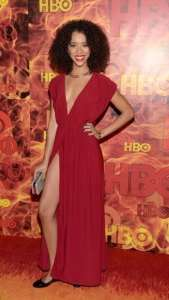 attends HBO's Official 2015 Emmy After Party at The Plaza at the Pacific Design Center on September 20, 2015 in Los Angeles, California.