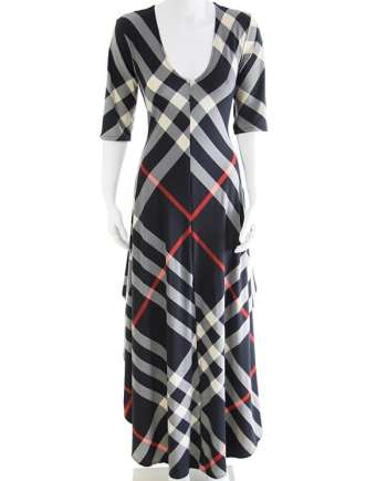 Plaid Vivienne Dress