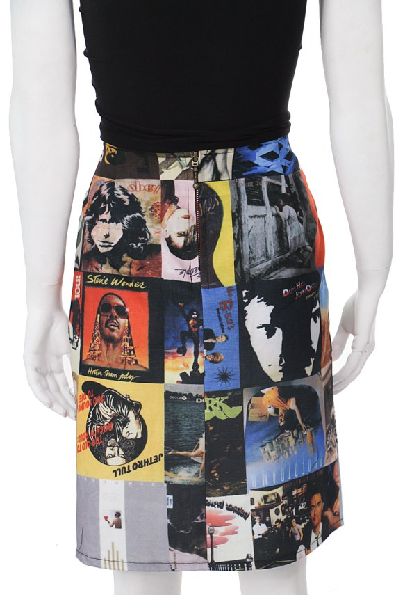Album Cover Skirt