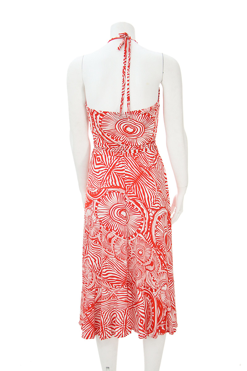 Red and White Cocktail Hour Scarlet Halter