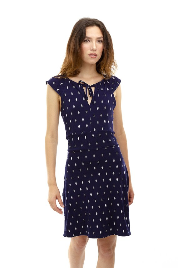 Miss Wong Arrow Dress
