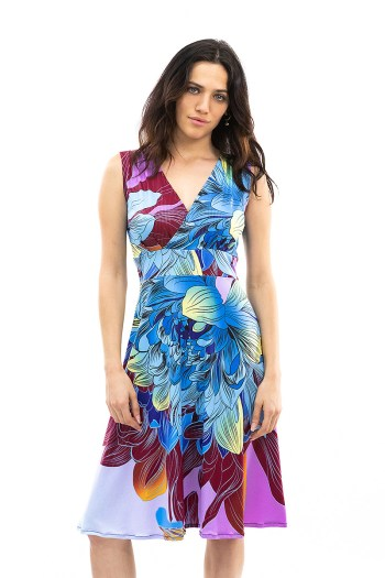 Fade To Orchid Cleopatra Dress