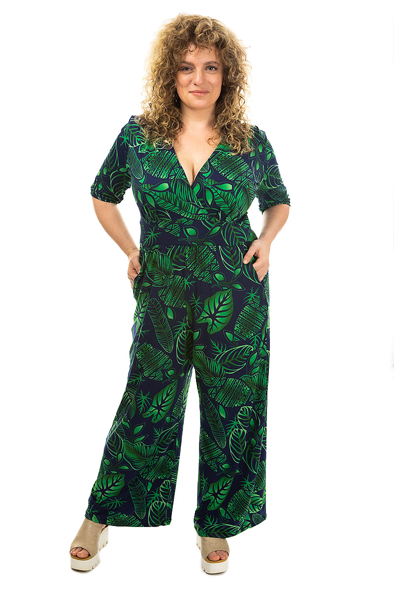 Lilly Pad Dreams Cleopatra Jumpsuit