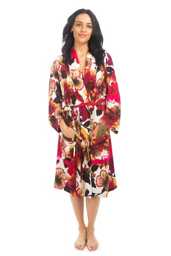 Pink Passion Robe