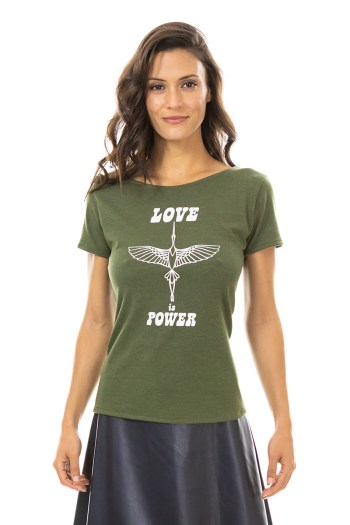 Love is Power T-Shirt