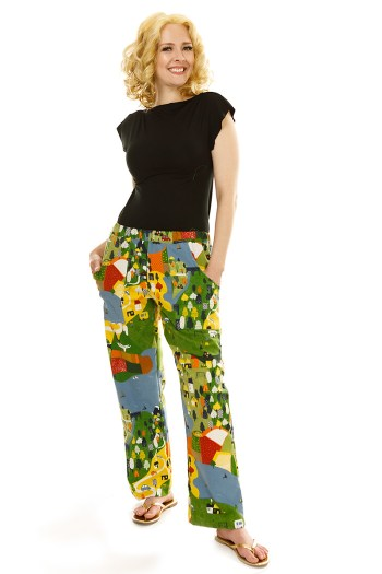 Naive Sophistication Pants