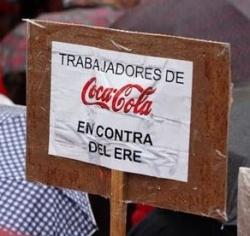 Coca-Cola reabre Fuenlabrada tras la sentencia del ERE… QUE VIVA LA LUCHA DE LA CLASE OBRERA !!!