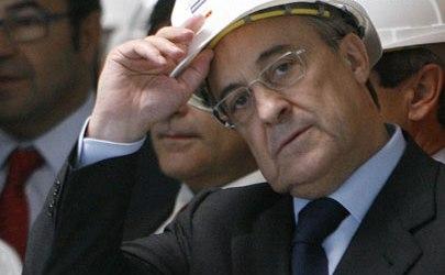 """Florentino obtiene 44 millones con la venta del """"Puerta de Hierro"""""""