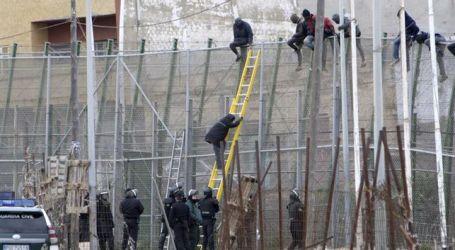 El Gobierno realizó devoluciones colectivas ayer en Melilla tras oponerse a ellas en Bruselas