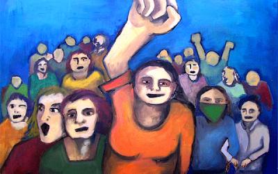 """Manifiesto: En Marcha """"Lloviendo Piedras"""""""