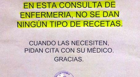 El PP y el Real Decreto de prescripción enfermera