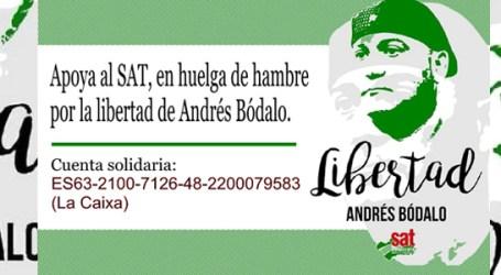 Sindicatos alternativos de todo el Estado se citan en Madrid para apoyar al SAT y a Andrés Bódalo