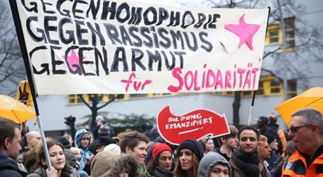 Berlín contra el racismo y la discriminación