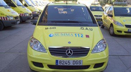 Audio de la Cadena SER: la Gerencia del SUMMA 112 planea la retirada de coches de enfermería