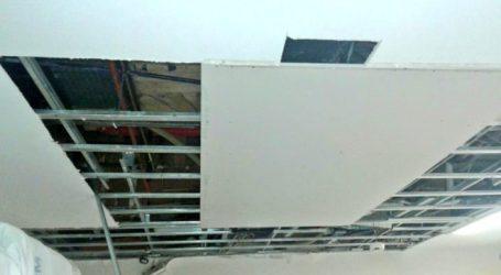 Cerrada una zona del Hospital Ramón y Cajal por la rotura de una válvula de agua