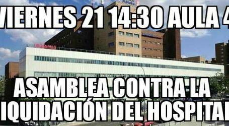 Plataforma Hospital Público De Mostoles En Defensa De La Sanidad Publica