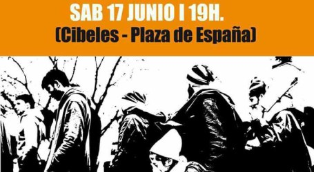 Manifestación Sábado 17 de Junio. QUEREMOS ACOGER ¡YA!