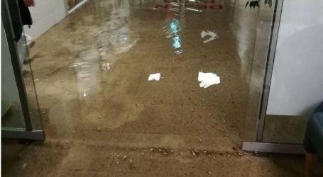 Las organizaciones sanitarias coinciden: la falta de mantenimiento, protagonista en las inundaciones