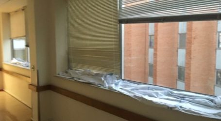 Vuelven las inundaciones en los hospitales madrileños