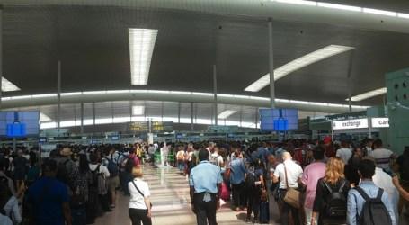 Declaraciones de un vigilante de seguridad del aeropuerto de El Prat