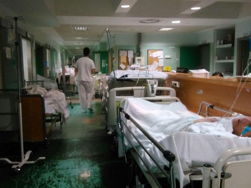 Colapso en urgencias