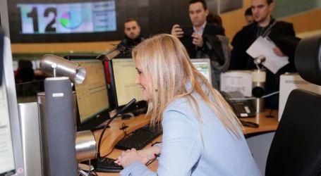 """Encierro de la plantilla de Emergencias 112 para que Cifuentes cumpla """"con sus compromisos"""""""