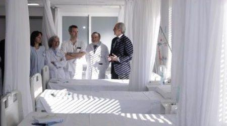 El hospital de La Paz amplia la atención en urgencias con una nueva sala de adultos