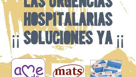 Las Urgencias Hospitalarias ¡¡Soluciones Ya!!