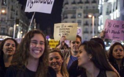 Restricción del aborto, estereotipos y brecha salarial: la ONU pone en la diana la desigualdad de género en España