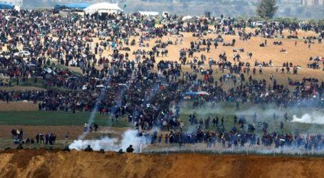 Masacre en la frontera de Gaza ¡Basta ya crímenes de Israel!